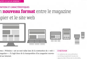 Plateforme de création de webzine en Ardèche, Drôme, Savoie, Isère